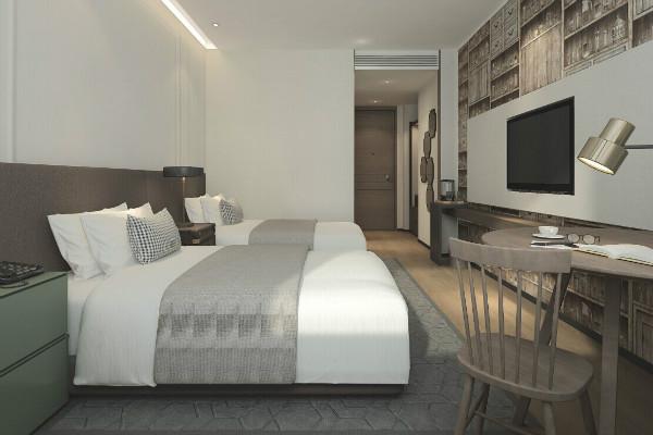 格美酒店舒适住宿环境