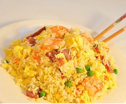 米有味道港式铁板炒饭