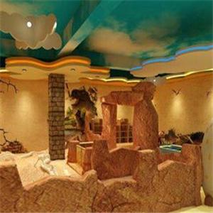 大时代考古乐园室内