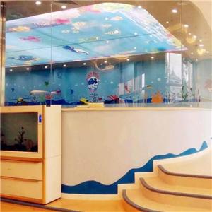 沐奇婴儿游泳馆温馨
