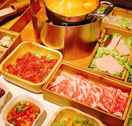 良弥一味独食火锅产品