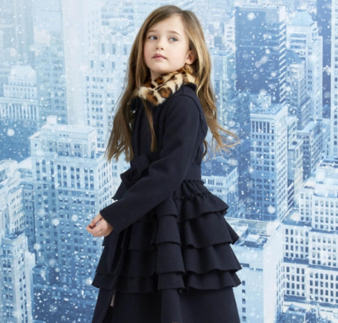可米芽快时尚生态童装品牌童装