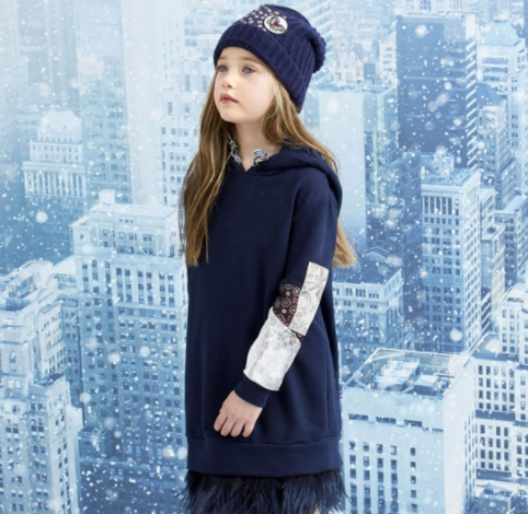 可米芽快时尚生态童装品牌产品