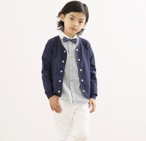可米芽快时尚生态童装品牌时尚