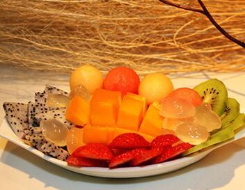 金玉滿堂水果