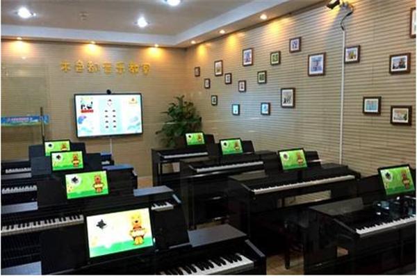 木色都音乐教育环境