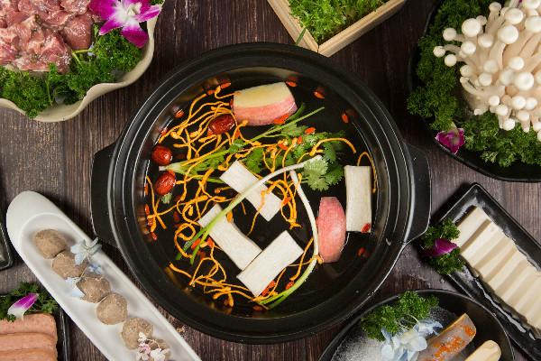 花样美腩牛腩火锅产品