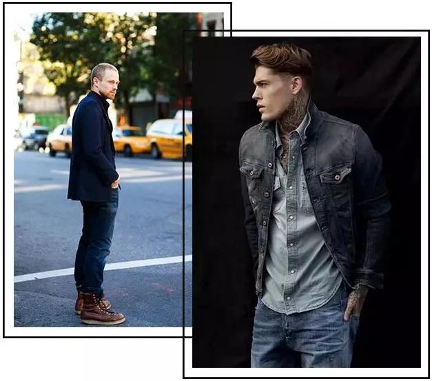 beplay秋冬的牛仔裤该怎么搭,Saslax莎斯莱思轻松穿出质感与时髦感!