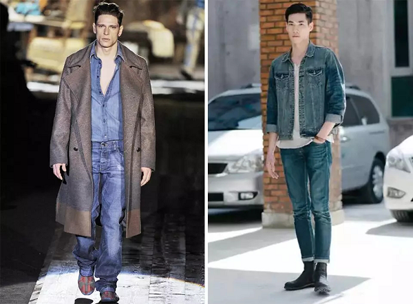 Saslax莎斯莱思永不过时的牛仔裤,这个冬季型男都在向它表白!
