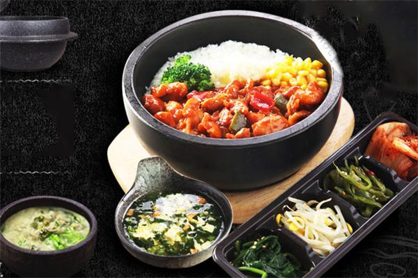 食趣后代石锅饭