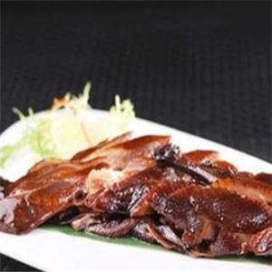 盛百味中餐烤鸭