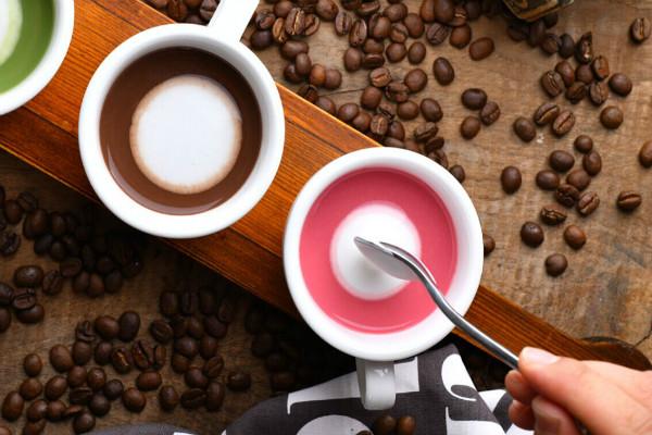白兔糖咖啡产品