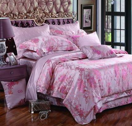 平实美学家纺粉色