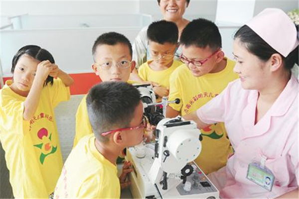 北京光彩明天儿童医院检测