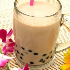 珍之味奶茶加盟