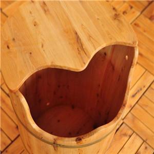 沈园堂足浴木头
