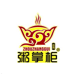 粥掌柜品牌logo