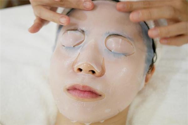 江门皮肤管理补水面膜