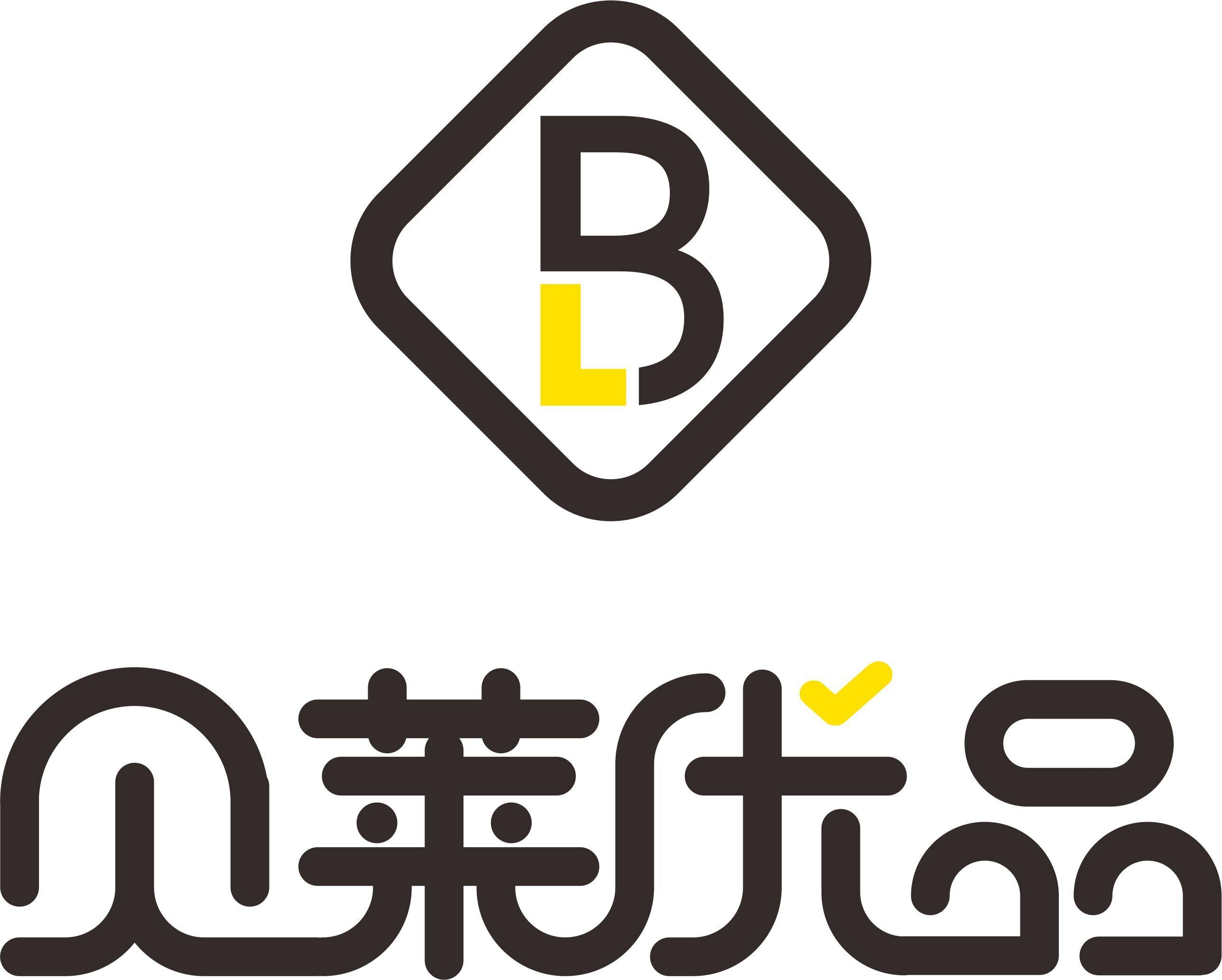 贝莱优品品牌logo