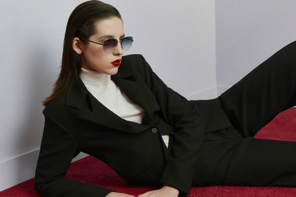 LOHO眼镜模特展示