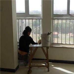 中国保洁网擦窗