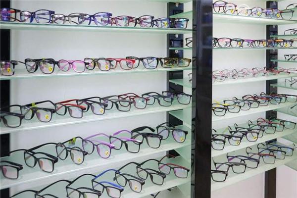 新视野眼镜架子