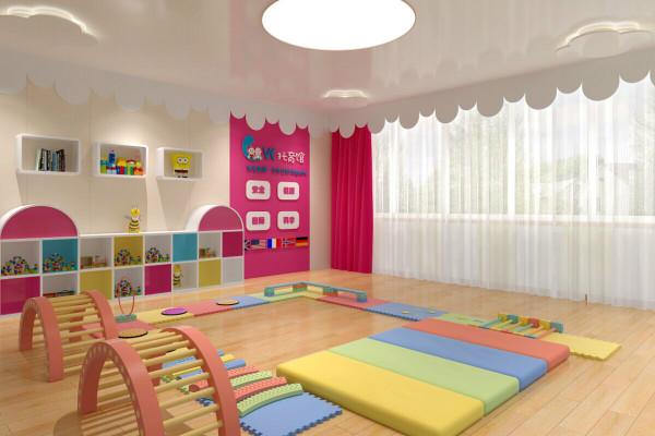 华夏爱婴托育馆创意设计