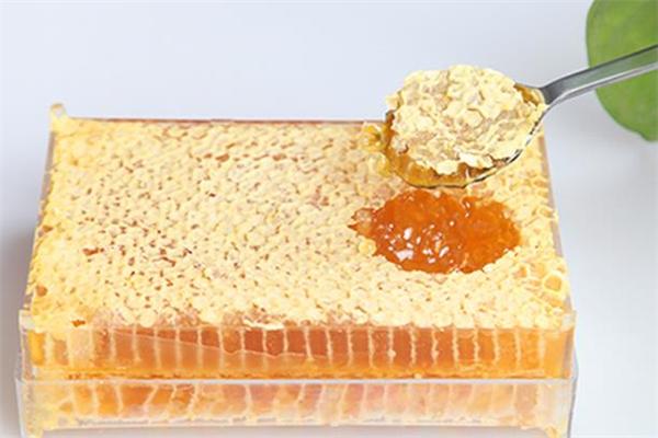 王巢蜂蜜天然