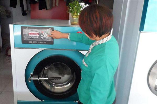 伊蔻干洗店洗衣機