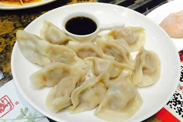 水饺加盟店饺子价格表