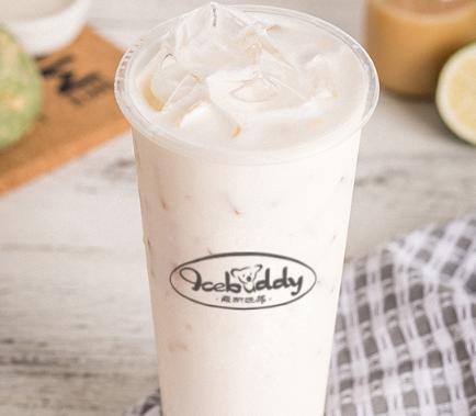 爱斯芭蒂冰淇淋奶茶
