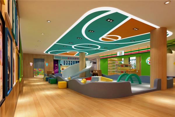 未来之星幼儿园室内