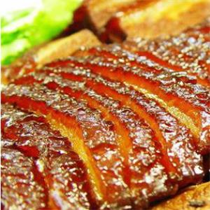 走油豆豉扣肉