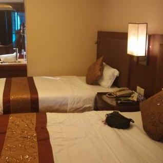 中维酒店舒适