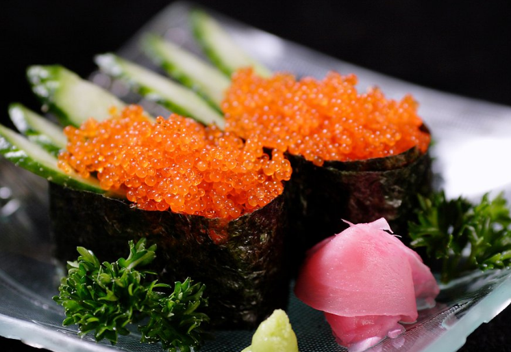 樱露寿司产品