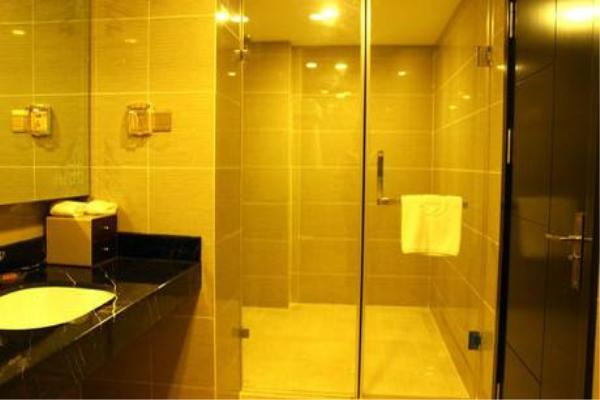 世海哲人酒店浴室