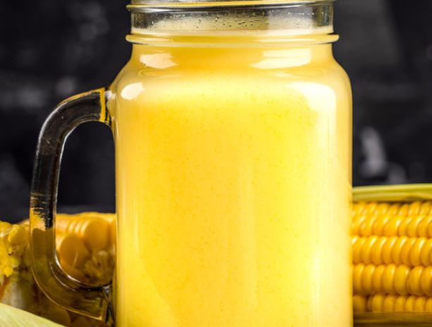 蘆小花泡泡雞玉米汁