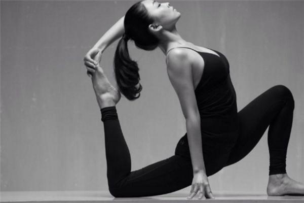哈他瑜伽练习