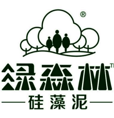 绿森林弹性硅藻泥