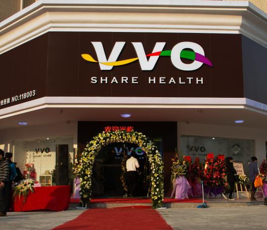 VVO全球购店面