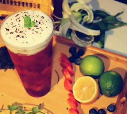 柚柚美奶茶茶飲