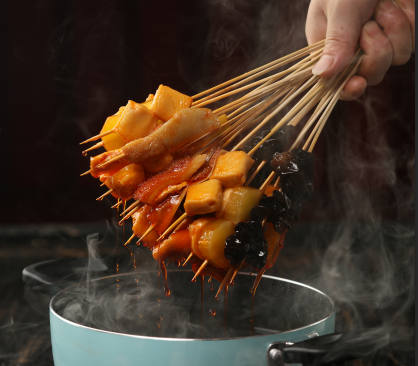 串說海鮮燒烤店烤涮
