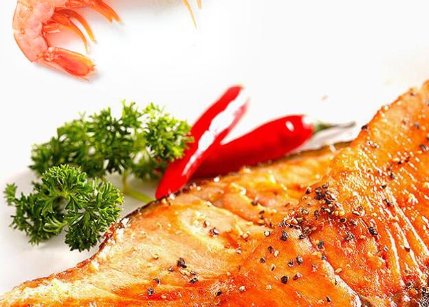 沙格轻食深海鱼