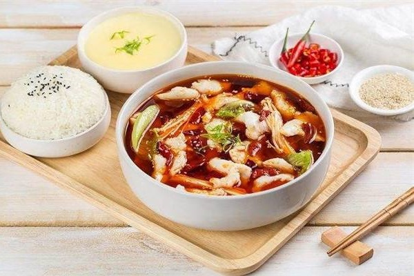 渝万吉顶呱呱酸菜鱼米饭口碑如何?