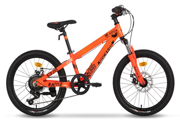 富士达自行车—威虎