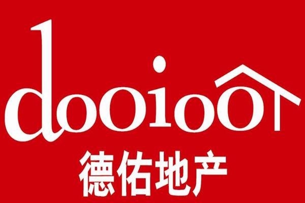 德佑地产 logo