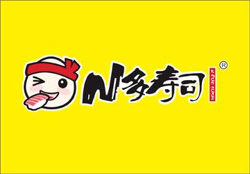 N多壽司品牌logo