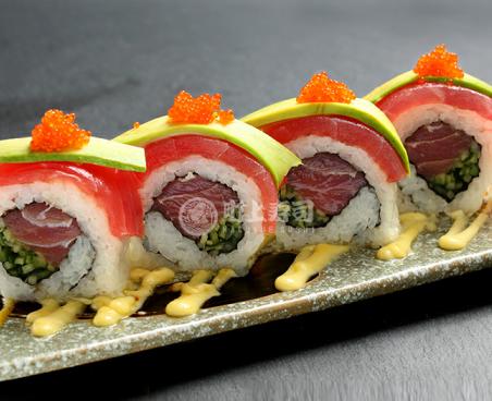 町上寿司寿司卷
