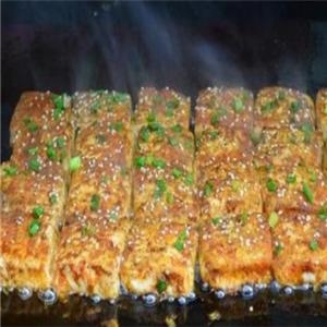鐵板香豆腐好吃