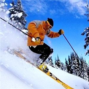 南山滑雪学习